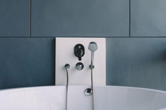 Tendance : De la pierre naturelle dans la salle de bain