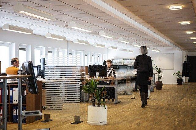 Redesigner les locaux d'une entreprise
